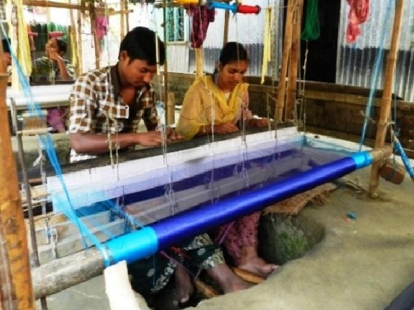 Weaving villages with Archeological sites of Comilla