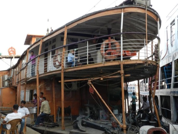 Paddle Steamer Cruise to Barisal
