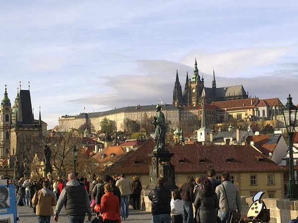 Prague Castle (Hradcany) in detail with a private guide.
