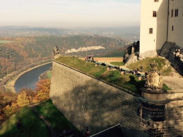Dresden (Germany) and Fort Koenigstein. Private tour from Prague.