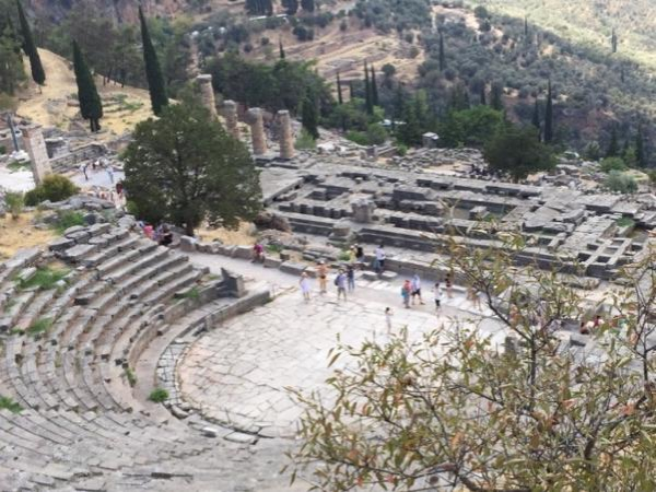 Private Delphi tour