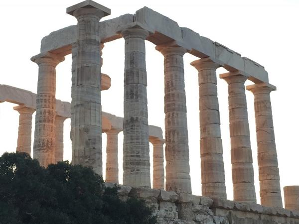 Private tour to Cape Sounio with swim or lunch