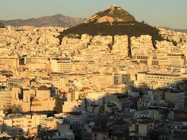 Private Athens city tour, half day