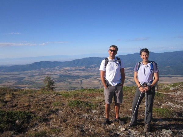 Hiking the Central Balkan