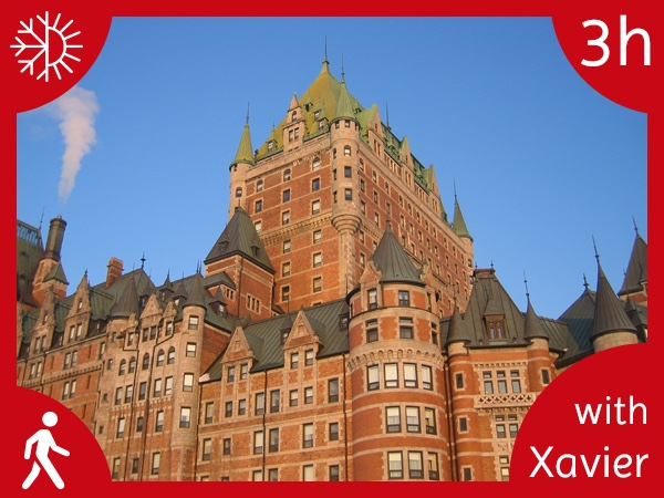 Old Quebec : private historical walking tour