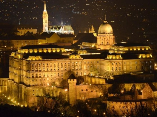 The Illuminated Highlights of Budapest