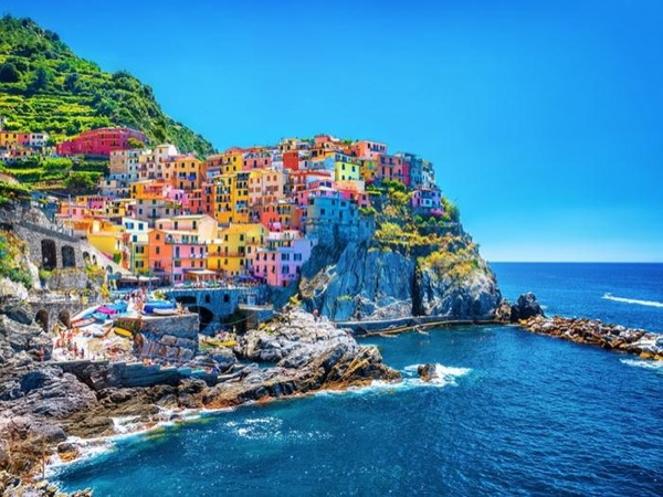 Visit Cinque Terre in one day - Shore Excursions from Livorno port