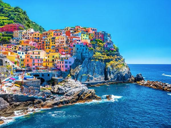 Visit Cinque Terre in one day - Shore Excursions from La Spezia