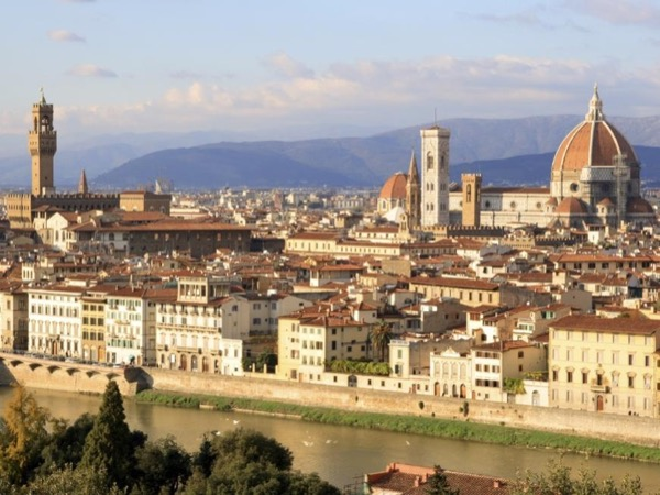 Shore Excursion from La Spezia port: Pisa & Florence