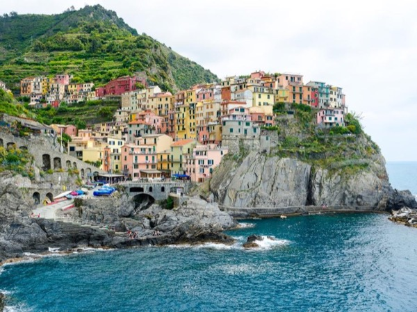 Cinque Terre: Private tour from Florence