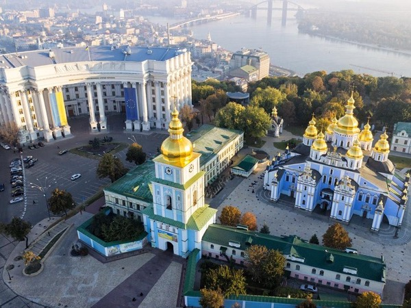 All places in Kiev