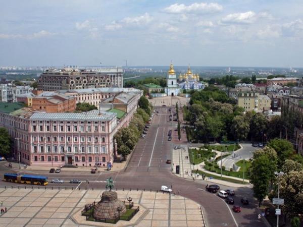 Kiev Architecture Private Tour