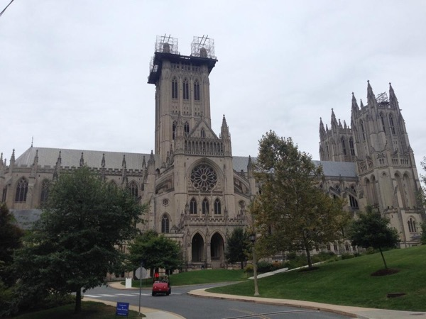 The National Cathedral and Cleveland Park Private Tour
