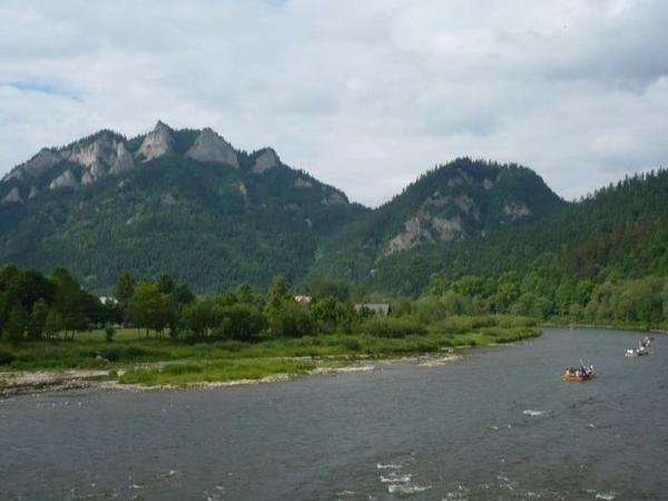 Dunajec River Gorge & Niedzica Castle, private tour