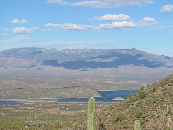 Apache Trail loop Tour