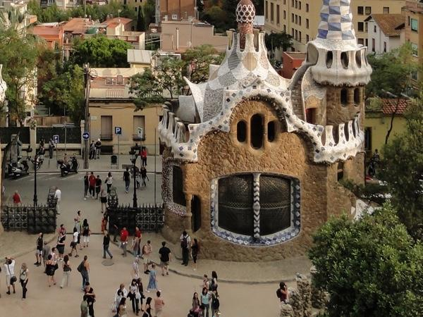 Two Half Days private Barcelona city Tour