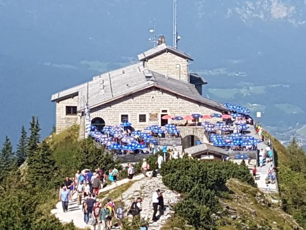 Full day tour of Eagle's Nest and Berchtesgaden Bavarian Mountains - licensed Austriaguide