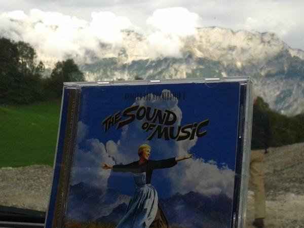 The movie Sound of Music and I show you the locations - licensed Austriaguide