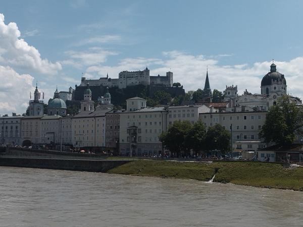 Private Walking and Driving Tour Through Salzburg