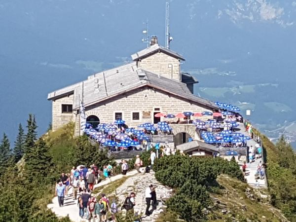 Eagle's Nest for Cruise guests with a licensed Austriaguide