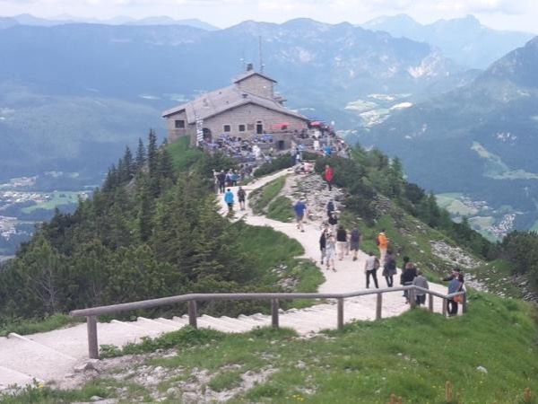 Full day tour of Berchtesgaden Bavarian Mountains - liscensed Austriaguide