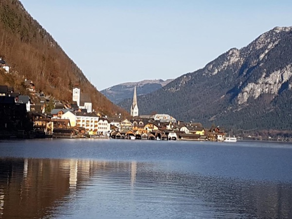 Hallstatt for Cruise guests with licensed Austriaguide