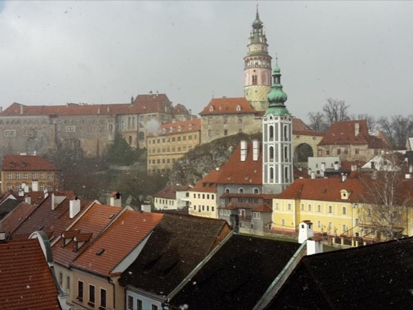 Full day tour to Cesky Krumlov
