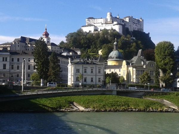 Full day Salzburg City Tour with licensed Austriaguide