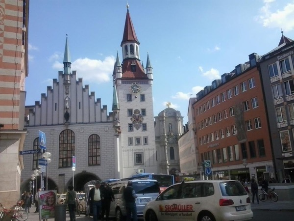 Full day Tour Munich