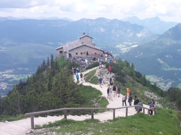 Halfday tour Berchtesgaden and Bavarian Mountains