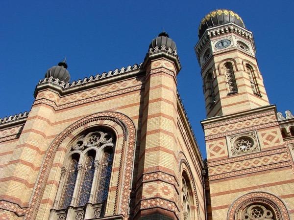 Jewish Budapest Walking Tour