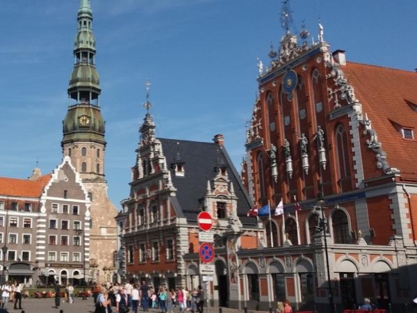 Private Riga Shore Excursion (1-3 persons)