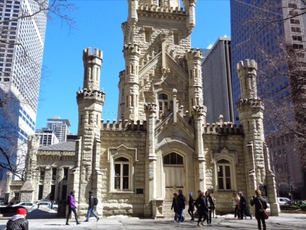North Michigan Avenue, Gold Coast & Old Town Neighborhood tour
