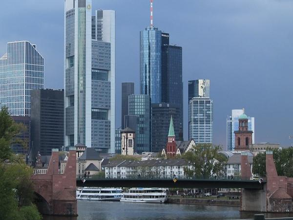 Frankfurt Airport Layover - 6 hour private tour