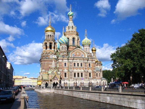 St Petersburg Shore Excursion: Classic St. Petersburg for One Day Private Tour