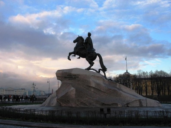 St Petersburg Shore Excursion: Imperial St. Petersburg for Two Days Private Tour