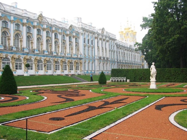 St Petersburg Shore Excursion: Private Tour of Catherine Palace and Savior on the Spilled Blood Church