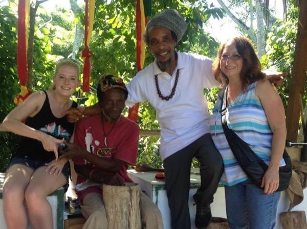 Rastafari Indigenous Village Private tour