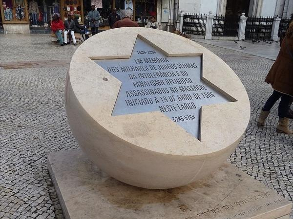 Jewish Lisbon - half day private tour