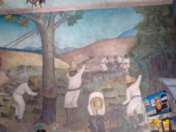 The Forgotten Murals - Private Tour