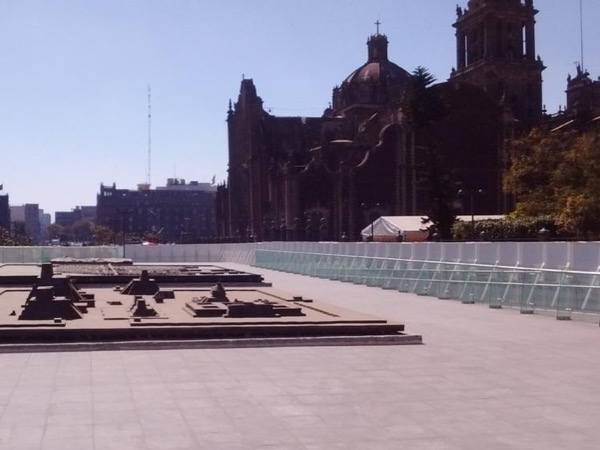 Private Mexico City Tour: Centro Histórico