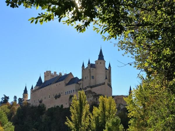 Private day trip to Segovia from Madrid.