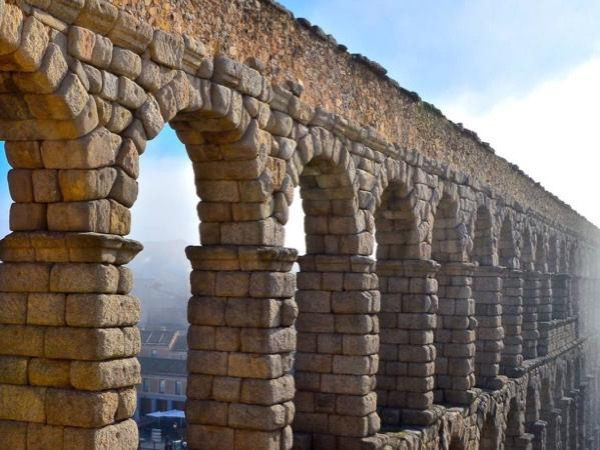 Segovia and Avila with a private van&driver ( one day tour from Madrid)
