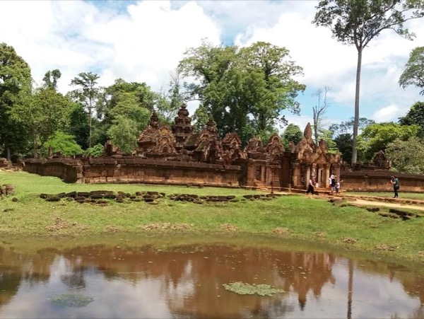Angkor Four Days Tour !