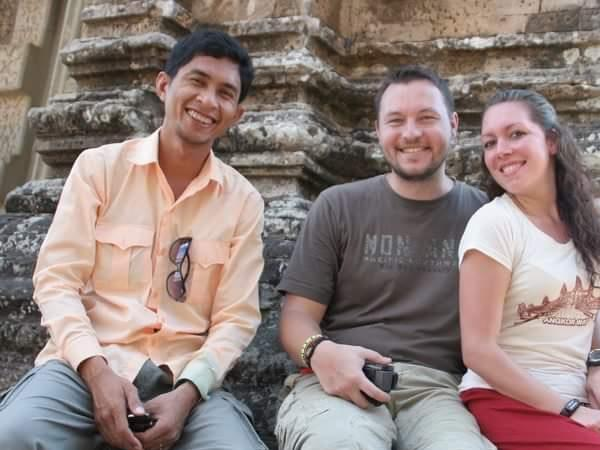 A week in Siem Reap, Battambang and Phnom Penh!