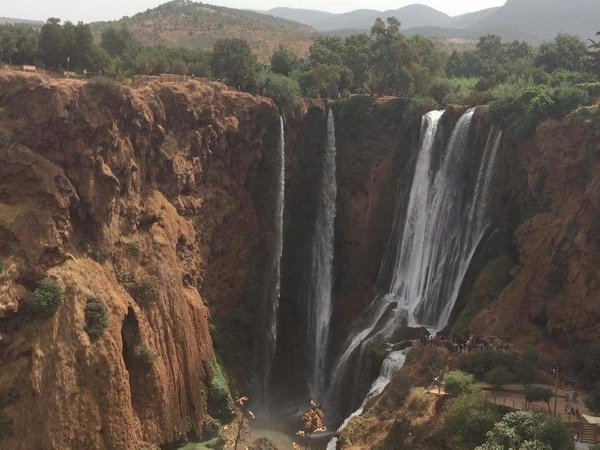 Excursion to Ouzoud waterfalls - Private tour