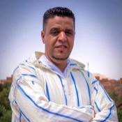 Private tour guide Ismail