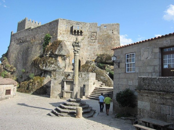 Historical villages and castles of inner Portugal