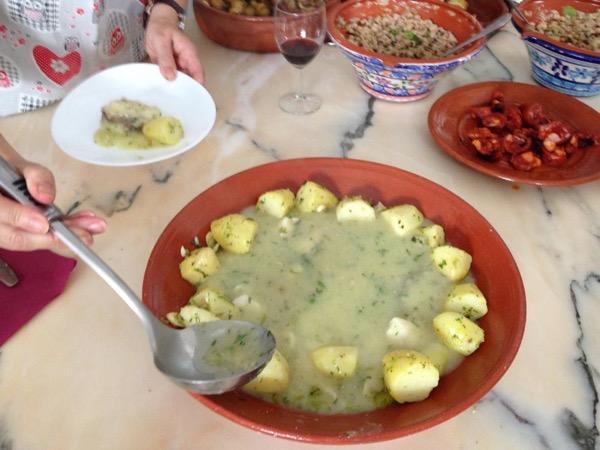 Alentejo cooking class in Évora