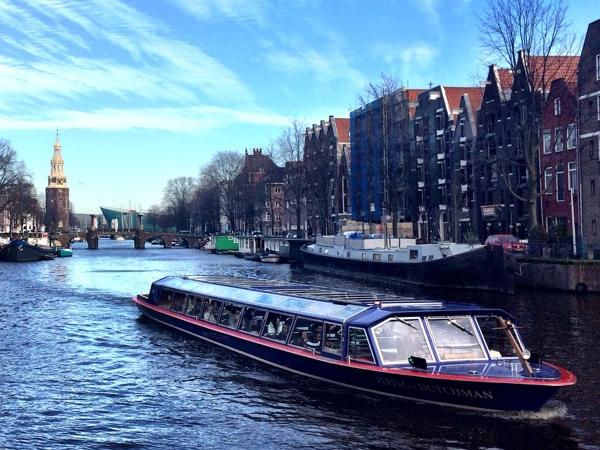 Amsterdam Highlights tour (3.5 hours private tour)